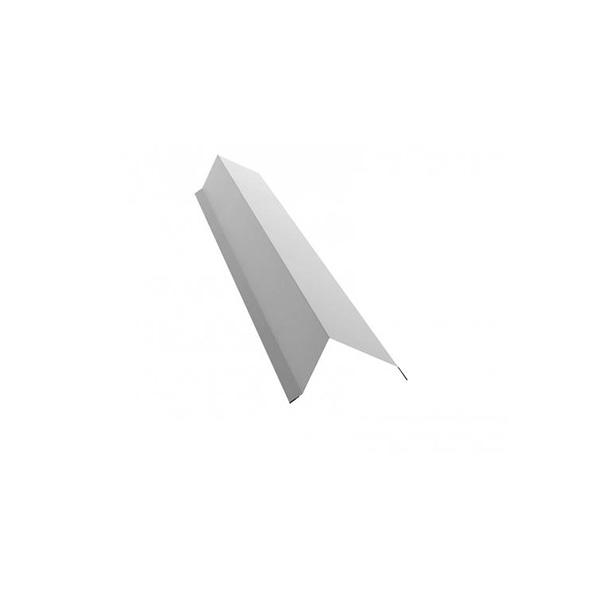Ветровая планка Цинк (2 м)
